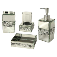 7 chrome bathroom accessories truckloads