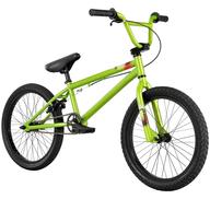 wholesale bmx green bike