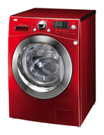 lg red washer pallets
