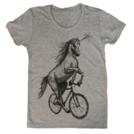 overstock unicorn womens tee