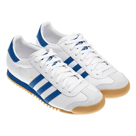 adidas mens sneakers white blue pallets