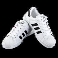 adidas sneakers shelf pulls