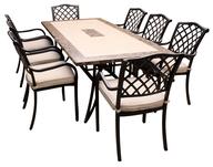 aluminium patio table suppliers