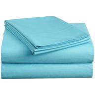discount aqua blue sheets