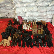 liquidation assorted winter footwear