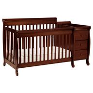 liquidation baby crib changing table