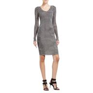 bcbg grey dress shelf pulls