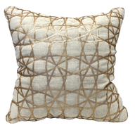salvage bedroom throw pillow