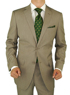 discount beige mens suits