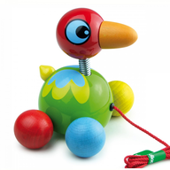 salvage bird of paradise toy