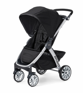 closeout black chicco baby stroller