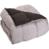 salvage black down comforter