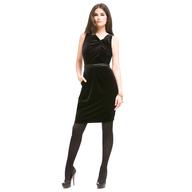 black evening dress closeouts