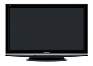 overstock black panasonic tv