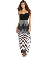 black white strapless dress liquidators