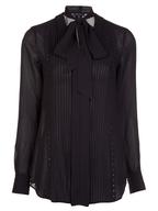 black womens blouse closeouts
