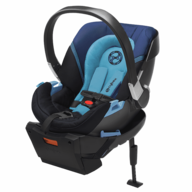overstock blue baby car seat