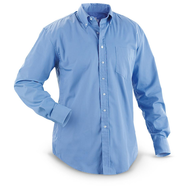 bulk blue mens dress shirts