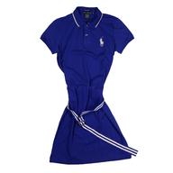 blue polo dress shelf pulls