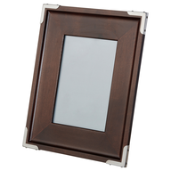 brown picture frame closeouts