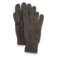 brown winter gloves closeouts