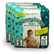 overstock bunny hugs diapers