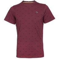burgundy mens t shirt suppliers