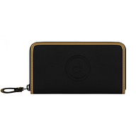 calvin klein black wallet deals