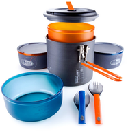 overstock camp fire cook set