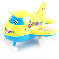salvage cartoon airplane toy