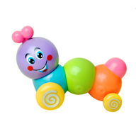 liquidation caterpillar colorful toy