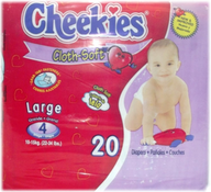 discount cheekies diapers