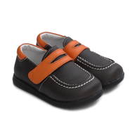 children brown orange shoes liquidators