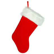 bulk christmas red stocking