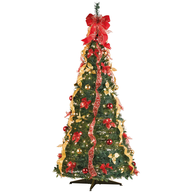 christmas trees decorated deals