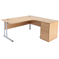 liquidation classic radial work desk