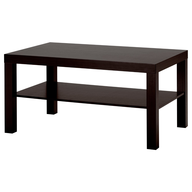 overstock coffee table brown