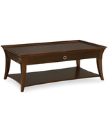 overstock coffee table loads
