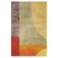 clearance colorful rug