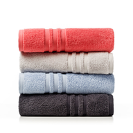 colorful stack towels suppliers