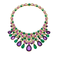colorful stone necklace lots
