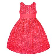 discount coral dress kids
