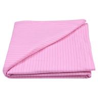 closeout cotton velvet pink blanket