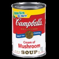 bulk cream of mushroom soup