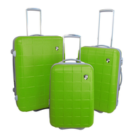 cubis green luggage closeouts