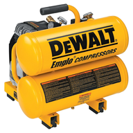 liquidation dewalt yellow compressor