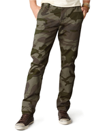 dockers alpha camo slim fit pants shelf pulls