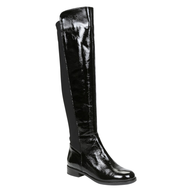 dsw black boots shelf pulls