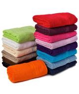 egyptain towels shelf pulls
