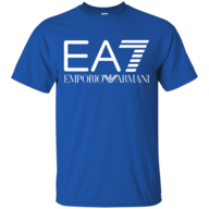 emporio armani blue t shirt liquidators